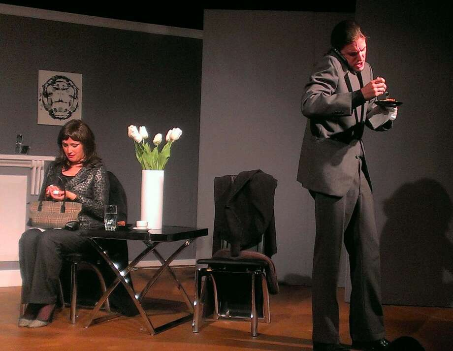 "Opening: ""God of Carnage,"" Jan. 10-18, Boerne Community Theatre. boernetheatre.org. Courtesy photo."