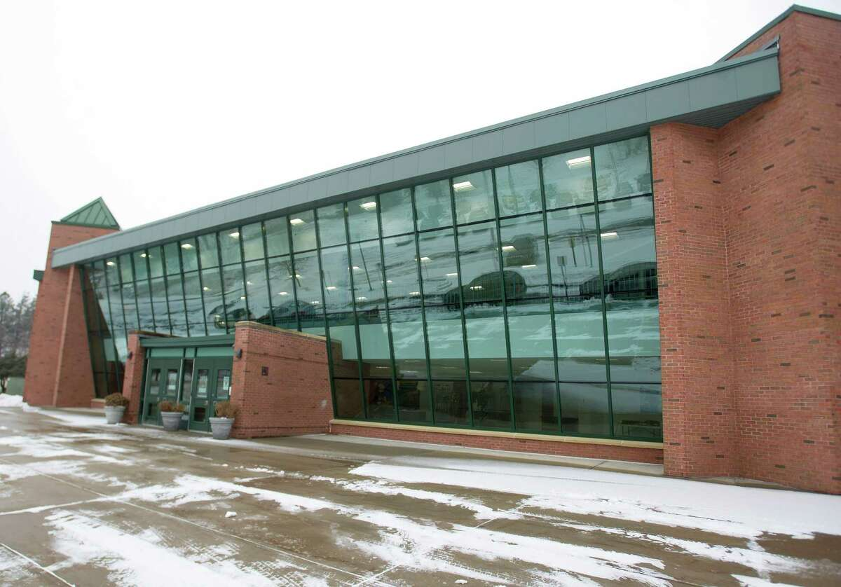 Scofield Magnet School on Friday, January 10, 2014.