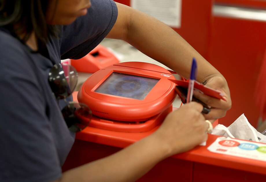 Target says about 70 million people were affected by the data breach. Photo: Joe Raedle, Getty Images