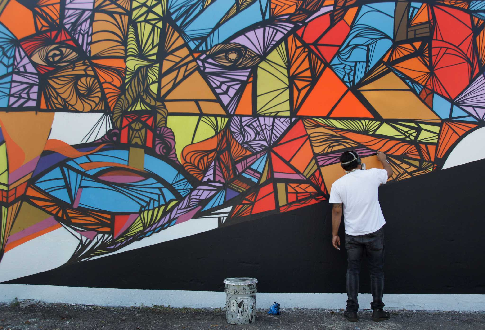 muralist wants to save work of his friend grafitti artist nekst