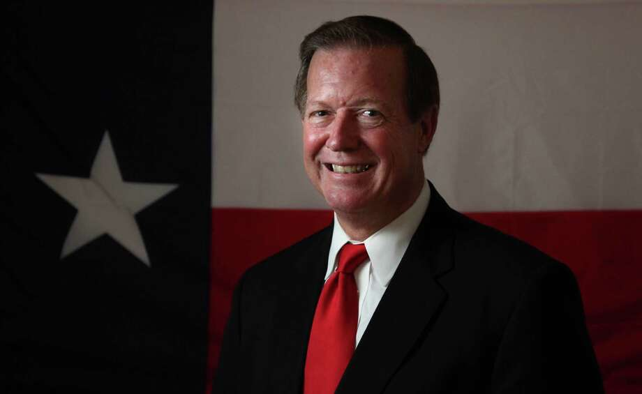 Rep. Randy Weber (R) represents Texas' 14th District, including Galveston and Beaumont, and has a net worth between $401,005 and $1,264,00. (House Rank: 226) Photo: Chron / © 2012 Houston Chronicle