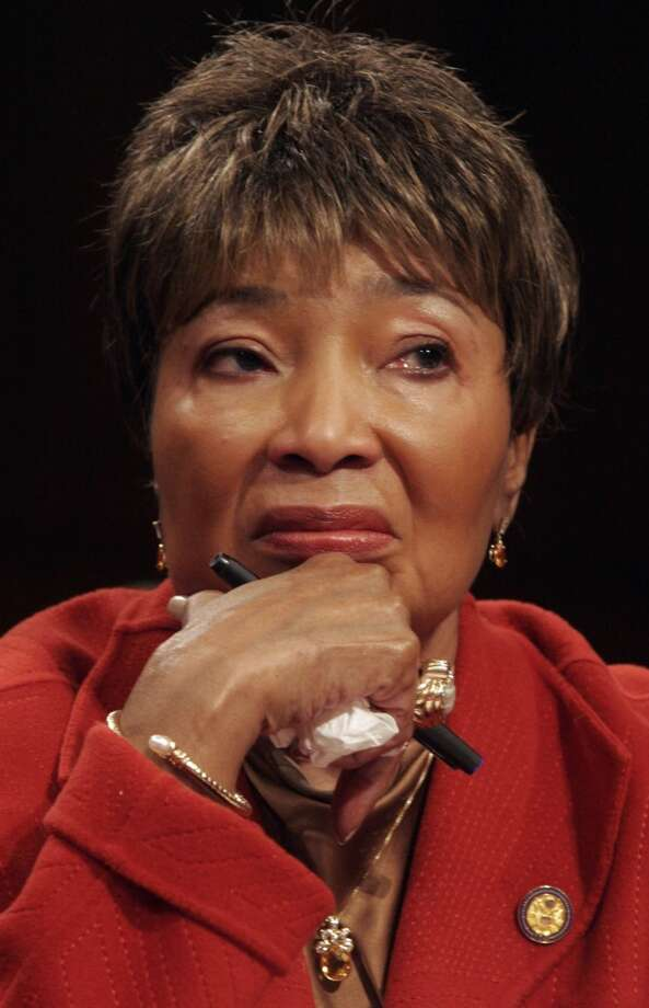 Rep. Eddie Bernice Johnson (D) represents Texas' 30th District, including parts of Dallas, and has a net worth between $502,003 and $1,030,000. (House Rank: 232) Photo: ANDREW COUNCILL, KRT