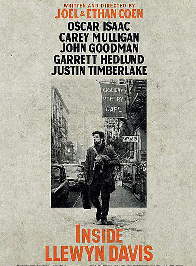 "The movie, ""Inside Llewyn Davis,"" draws on the folk music scene in early-1960s New York City. Photo: Contributed Photo / Westport News contributed"