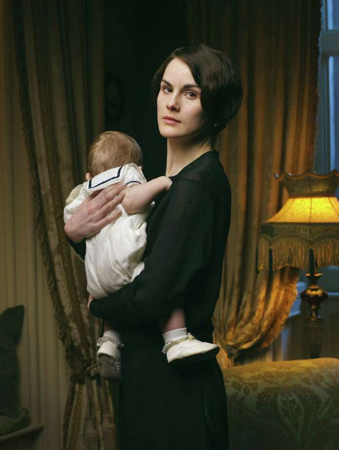 "Michelle Dockery portrays Lady Mary on the popular PBS series ""Downton Abbey."" The show is a study in class differences ""that panders to contemporary notions of democracy and equality,"" as one review put it. Photo: PBS / PBS"