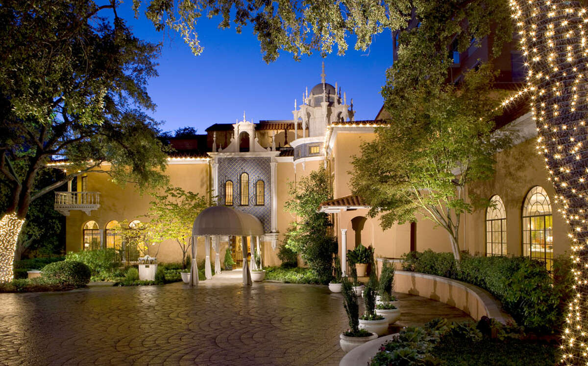 2. Rosewood Mansion on Turtle Creek City: Dallas Hotel class: 5 star