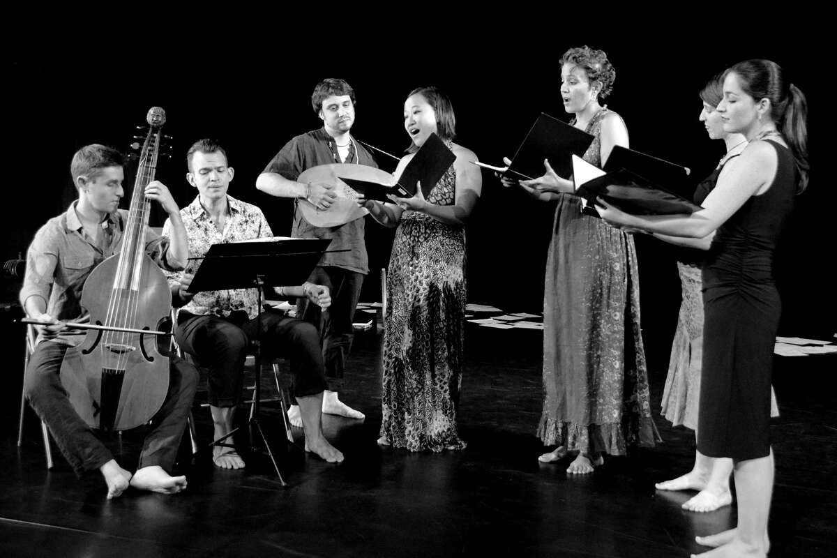 The Broken Consort will perform for Houston Early Music on Friday.
