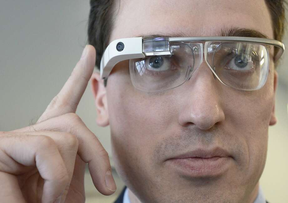 Google Glass and other products are being developed by the Mountain View company's secretive X research group. Photo: Cathie Rowand, Associated Press