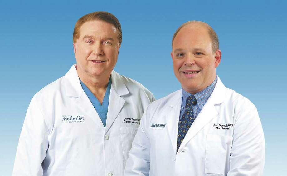 A free heart seminar and screenings will be held at the Houston Methodist Sugar Land Hospital from 5:30-8 p.m. Thursday, Feb. 27. The seminar will be presented by Dr. John Passmore, left, and Dr. Earl Mangin Jr. Photo: Houston Methodist Sugar Land Hospital