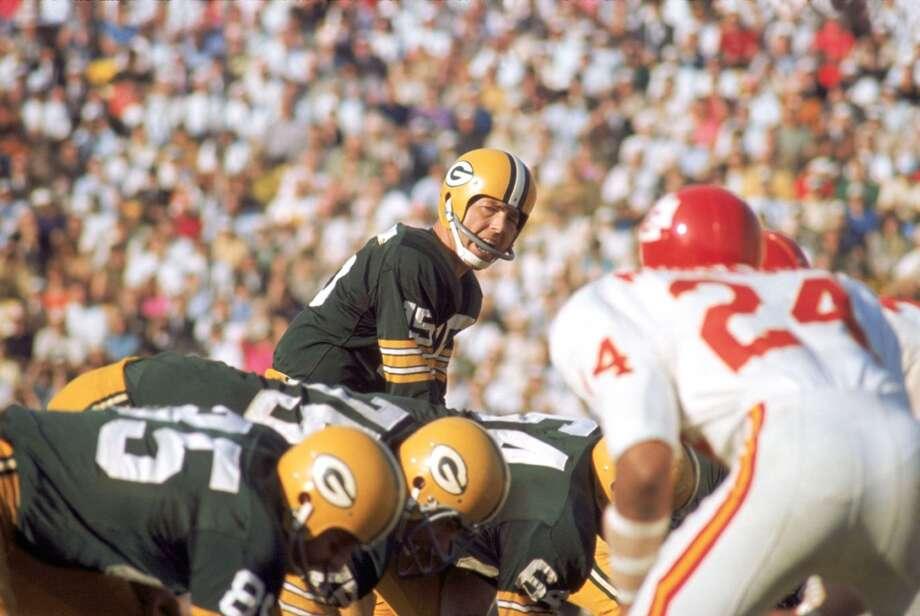 Bart Starr  Team: Green Bay PackersSuper Bowls Won: 1, 2Overall Draft Pick: 200 (Round 17) Photo: James Flores, NFL
