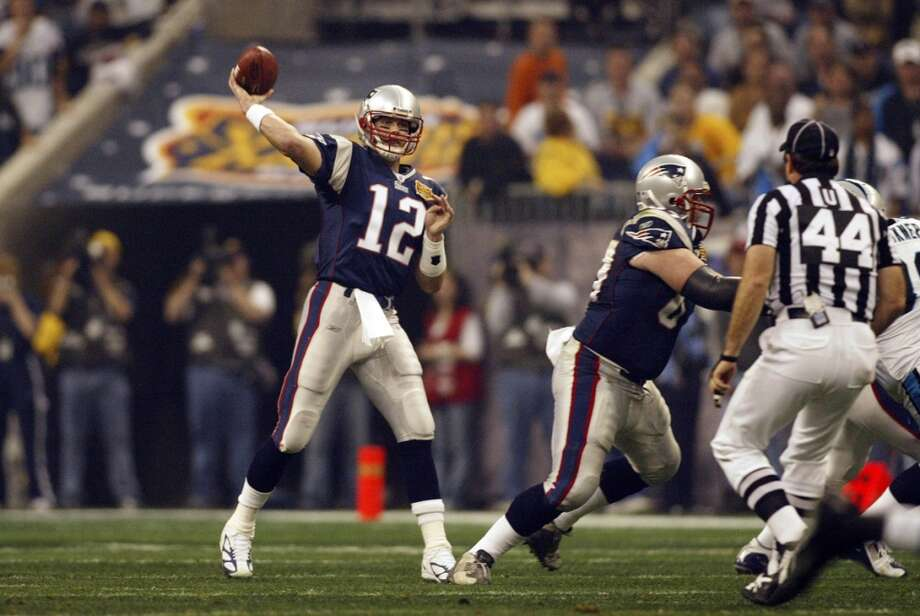 Tom BradyTeam: New England PatriotsSuper Bowls Won: 36, 38, 39, 49Overall Draft Pick: 199 (Round 6) Photo: Sporting News Archive, Sporting News Via Getty Images
