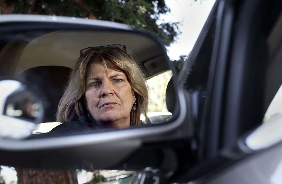 Silvi Rider drives a Buick after losing a binding arbitration case against the dealer who sold her a Honda Accord that she thought was new but was actually previously owned. She says she lost thousands of dollars fighting the case. Photo: Michael Macor, The Chronicle