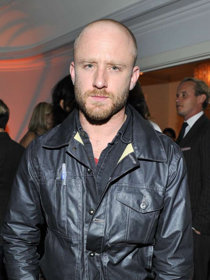 "Actor Ben Foster attends the W Magazine celebration of The ""Best Performances"" Portfolio and The Golden Globes with Cadillac and Dom Perignon at Chateau Marmont on January 9, 2014 in Los Angeles, California. Photo: Donato Sardella, Getty Images For W Magazine"