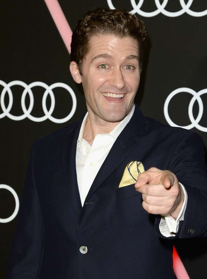 Actor Matthew Morrison attends Golden Globes Weekend Audi Celebration at Cecconi's on January 9, 2014 in Beverly Hills, California. Photo: Jason Merritt, Getty Images For Audi