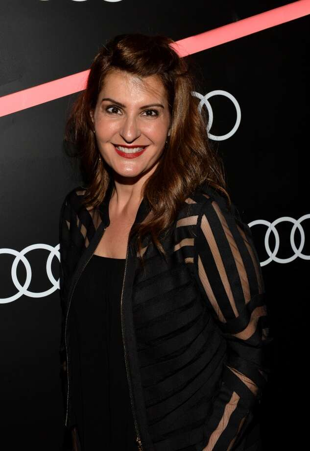 Actress Nia Vardolos attends Golden Globes Weekend Audi Celebration at Cecconi's on January 9, 2014 in Beverly Hills, California. Photo: Michael Buckner, Getty Images For Audi