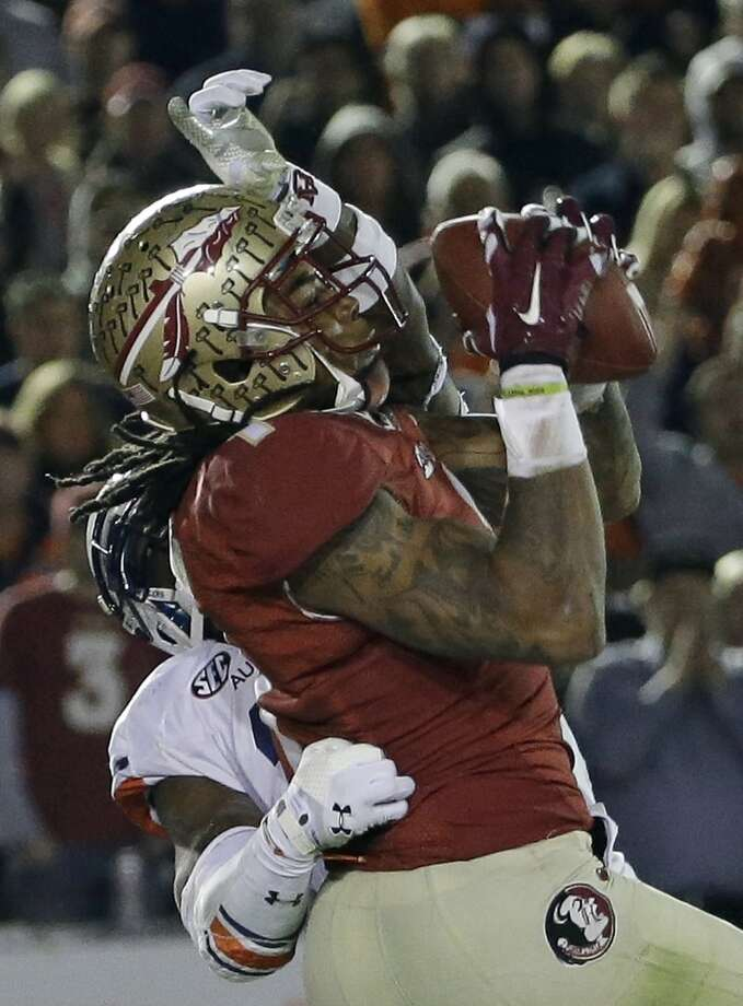 Kelvin Benjamin  Position: Wide receiver  School: Florida State Photo: David J. Phillip, Associated Press