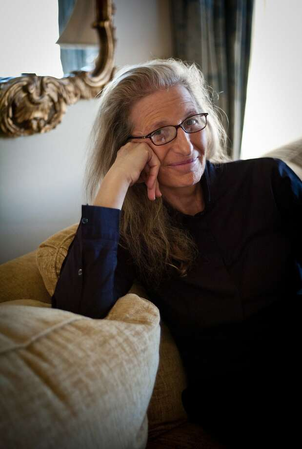 Photographer Annie Leibovitz was born in Waterbury.   Photo: Russell Yip, The Chronicle