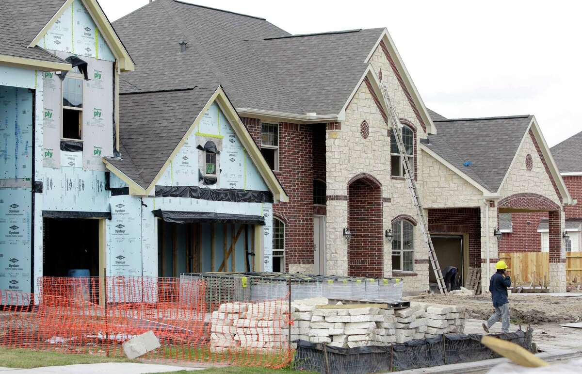 About 30 percent of new home sales in the Houston area are in master-planned communities, including Aliana in Richmond.