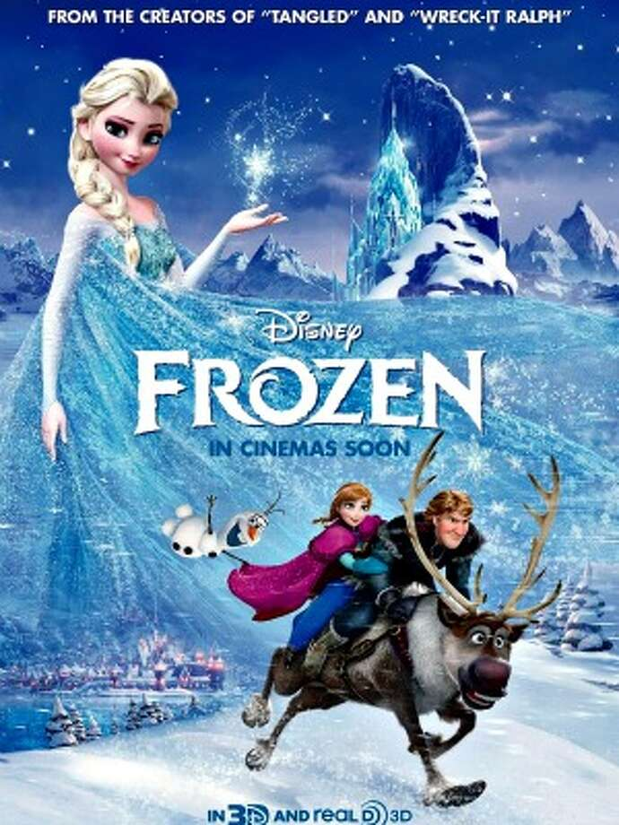 Frozen, 5 stars, on 5+, This musical masterpiece will have you and your kids singing for weeks afterward. And its messages of sisterhood and cautions against making rash decisions are positive for kids.