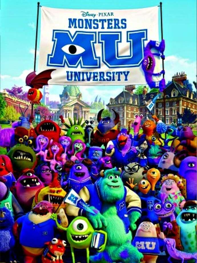 Monsters University, 4 stars, on 5+, We love the smart writing and original stories packed into this college tale featuring some of our favorite animated characters. Photo: Www.getdvdcovers.com