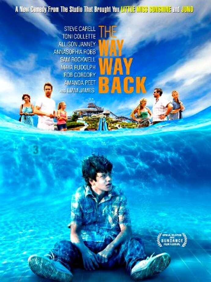 The Way, Way Back, 4 stars, on 13+, This refreshing coming-of-age tale is a real joy. It skips the cliches and offers something fun, but poignant too.