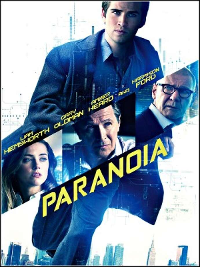 Paranoia, 1 star, 13+, Kids wouldn't even be interested in this dull corporate espionage movie, but if they were, they'd be in for a lot of action without a lot of purpose or pleasure.