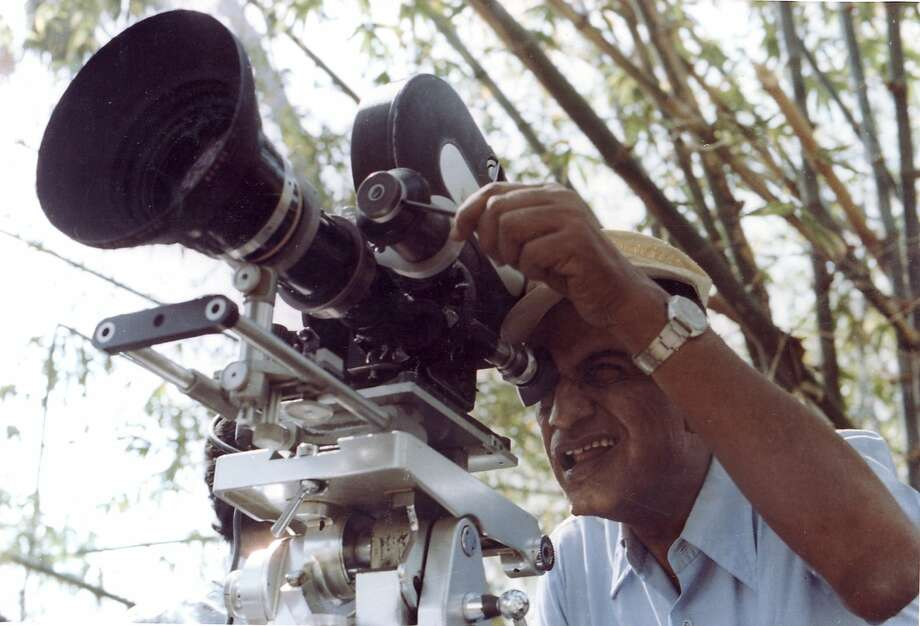 Director Satyajit Ray made many types of films, focusing on anything from feudalism and the bourgeoisie to working women and religious superstition, but most kept human relationships in the forefront. Photo: Nemai Ghosh