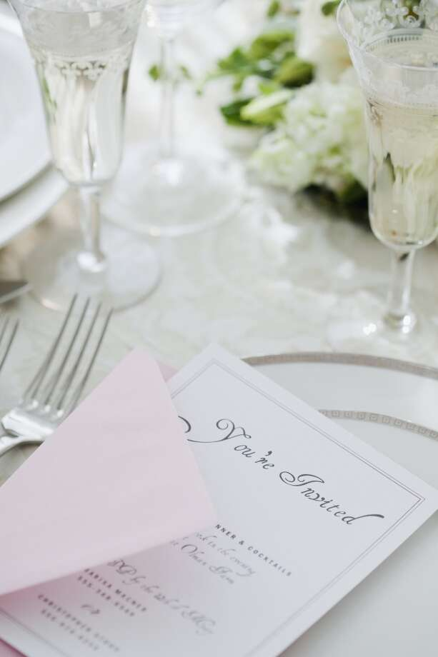 Narrow your guest list.In 2014, The Wedding Report expects the average number of wedding guests to be between 130 and 140. Photo: Tetra Images - Jamie Grill, Getty Images/Brand X