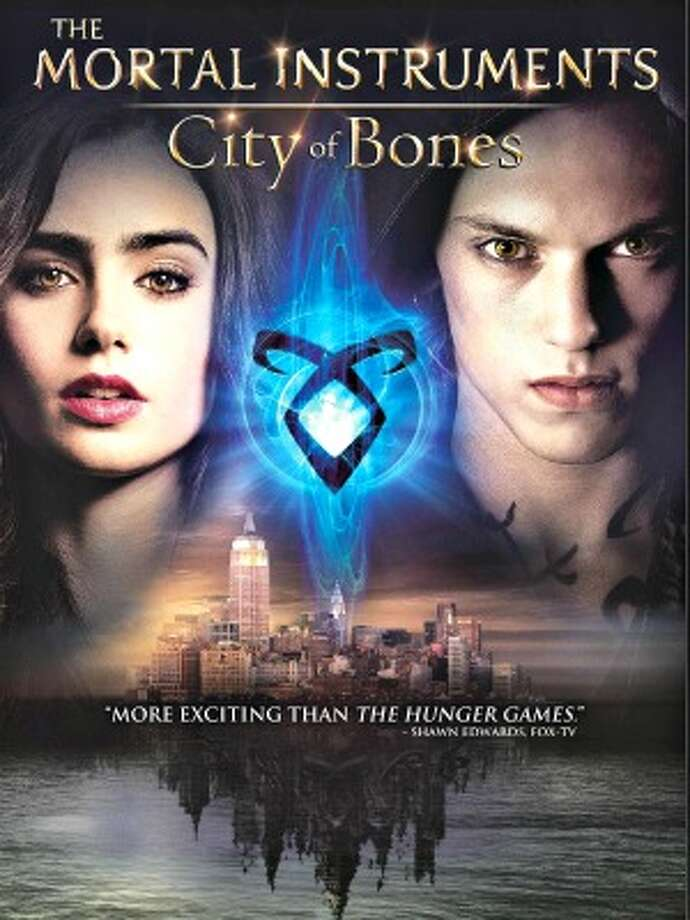 The Mortal Instruments: City of Bones, 2 stars, 13+, This is another beloved YA book series that couldn't make the transition to the big screen. With a convoluted storyline and cliched relationships, this one died a quick death.
