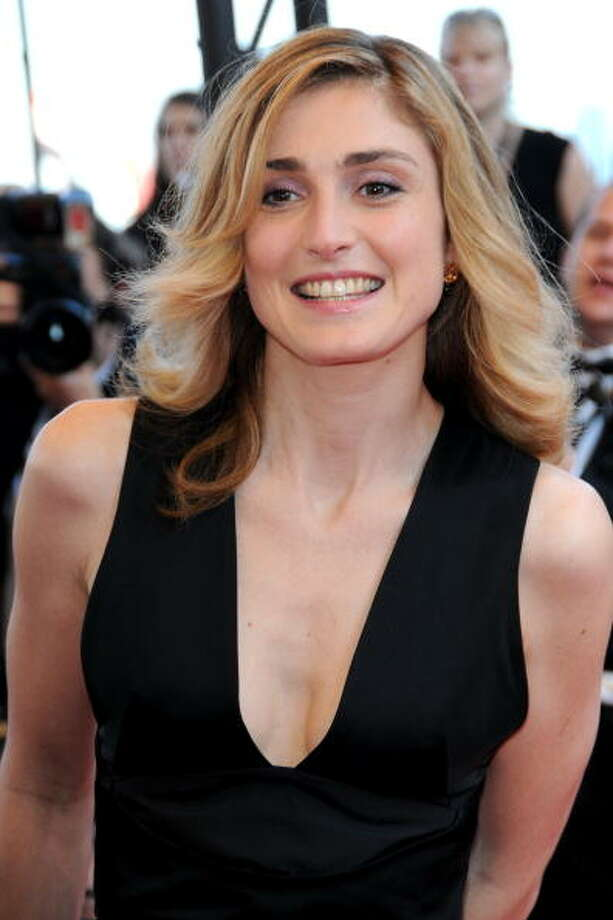 "CANNES, FRANCE - MAY 16:  Un Certain Regard jury member Julie Gayet attends the ""A Prophet"" Premiere at the Grand Theatre Lumiere during the 62nd Annual Cannes Film Festival on May 16, 2009 in Cannes, France.  (Photo by Tony Barson/WireImage) Photo: Tony Barson, WireImage / 2009 Tony Barson"