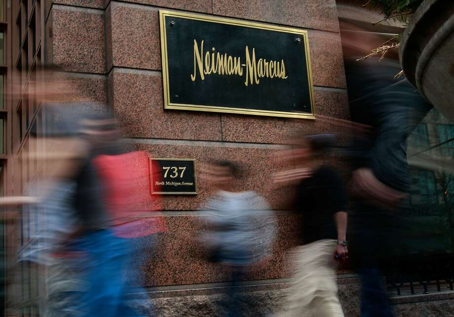 Neiman Marcus confirms some customers' information was stolen and unauthorized charges made. Photo: Scott Olson, Getty Images