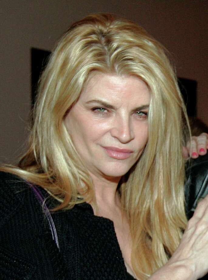 ** FILE ** Actress Kirstie Alley is shown in this Feb. 27, 2007, file photo in Los Angeles. Alley is paying for truckloads of supplies to help residents and their animals recover from the tornado that nearly destroyed this south-central Kansas town. The actress, a native of Wichita, and a group of Church of Scientology volunteers set up a tent to give out bottled water, candy, T-shirts, hats, socks and other supplies. She arrived in Wichita on Thursday, May 10, 2007, and said Friday that she expects to be in Greensburg for several days. (AP Photo/Reed Saxon, file) Photo: Reed Saxon / AP