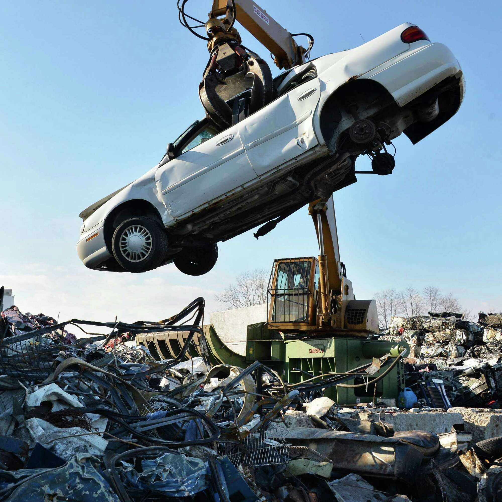 Scrap Prices For Cars In Ny