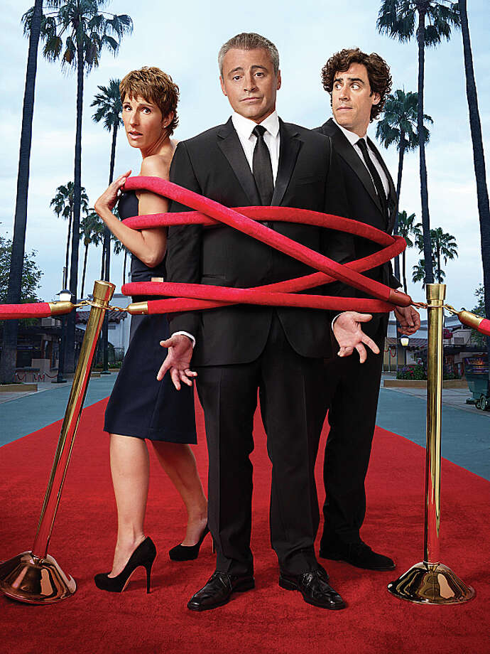 """Episodes"" returns to Showtime on January 12th at 9:30 p.m. Photo: Copyright: Showtime 2013 / Copyright: Showtime 2013"