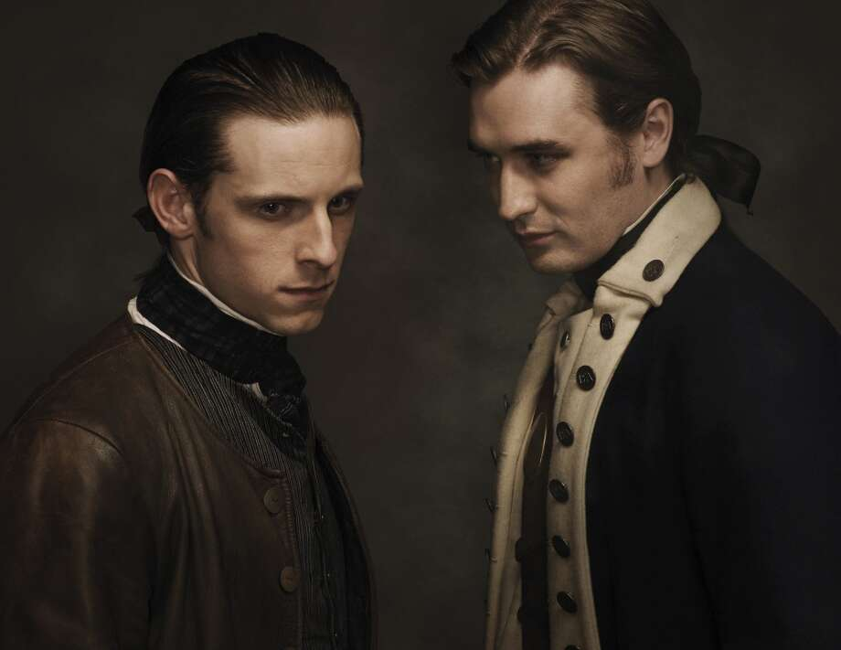 """Turn,"" a new Revolutionary War drama, debuts on AMC on April 6 at 8 p.m. Photo: Frank Ockenfels 3/AMC"