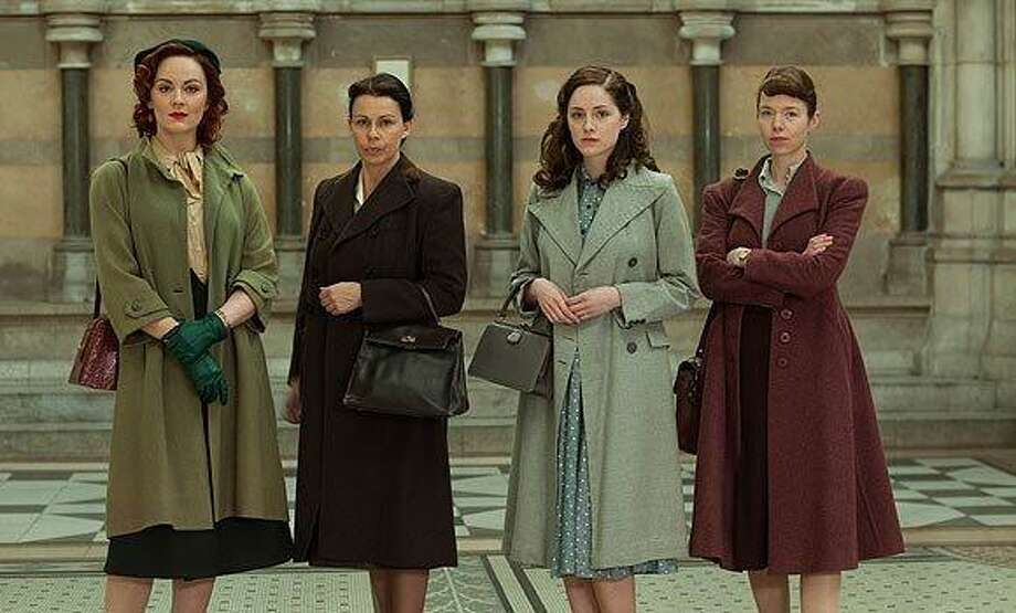 """The Bletchley Circle"" returns to PBS on April 19th at 9 p.m."