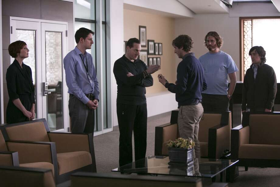 """Silicon Valley"" (9:30 p.m. Sundays, HBO; April 6): Part-time Austinite Mike Judge (""Beavis and Butt-Head,"" ""King of the Hill"") is back to making us cringe and giggle with this irreverent live-action comedy about the world of dot-com millionaires and the geeky up-and-comers who struggle to succeed."