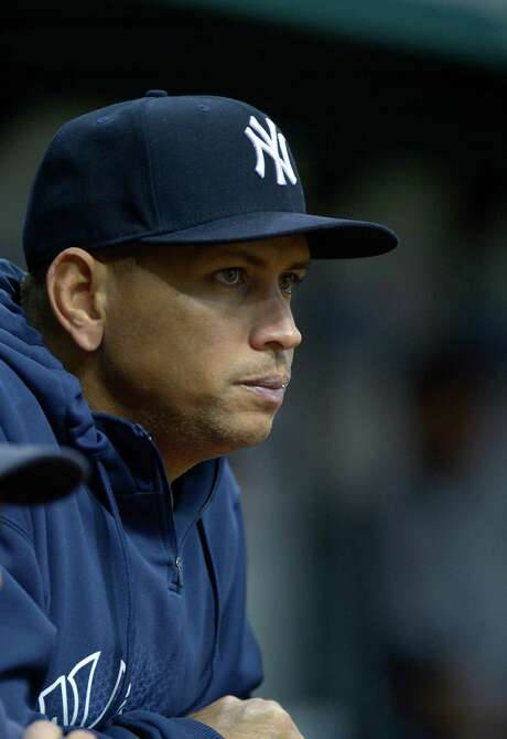 The arbitrator said Alex Rodriguez is entitled to 11.5 percent of his salary, $2.86 million, this year. Photo: Phelan M. Ebenhack, FRE / FR121174 AP
