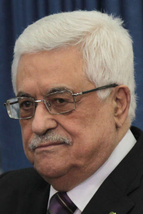 Mahmoud Abbas says he won't recognize Israel as a Jewish state. / AFP