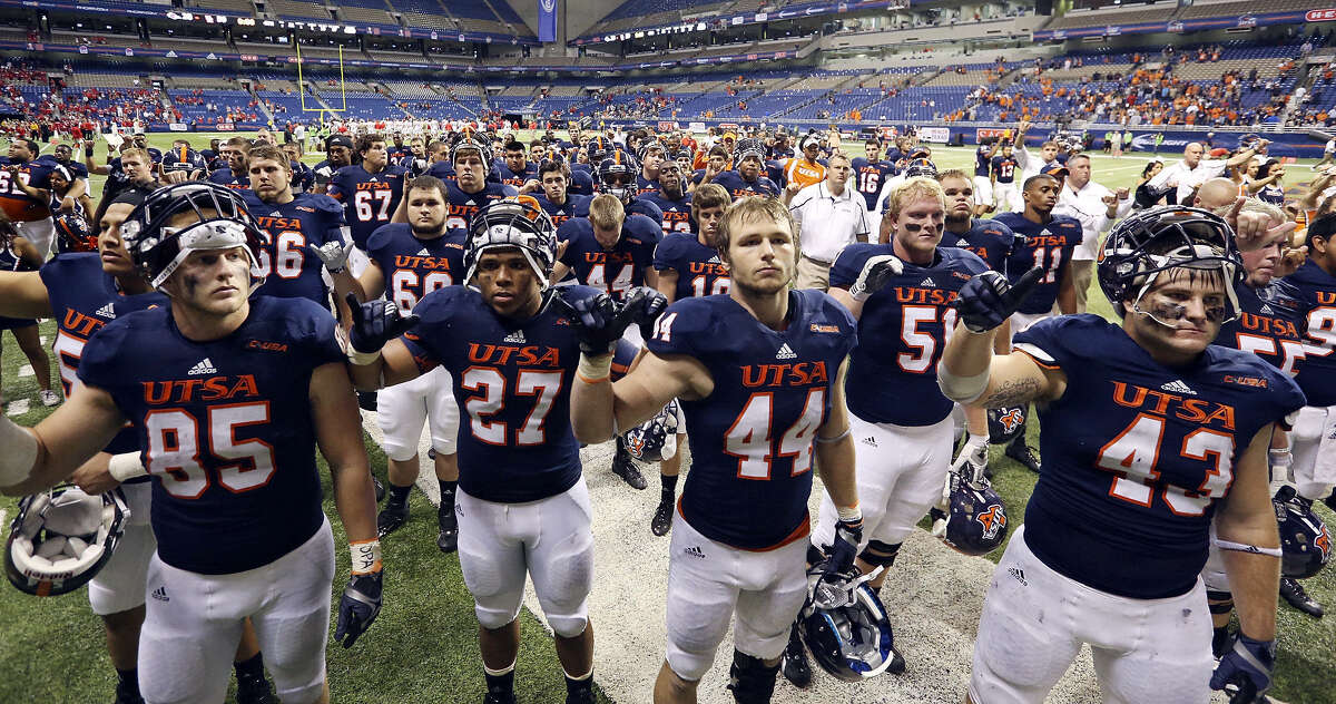 The UTSA football team's success and rapid rise into Conference USA has been due in large part to students paying a mandatory athletics fee that's tied with Texas State as the highest in the state among public schools at the Football Bowl Subdivision level.