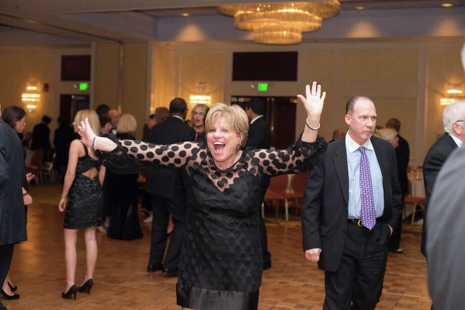 On January 11, the Marriott in Stamford was host to the inaugural gala of Mayor David Martin.  Were you SEEN dancing and celebrating with the newly elected mayor?More photos from this event Photo: Andrew Merrill