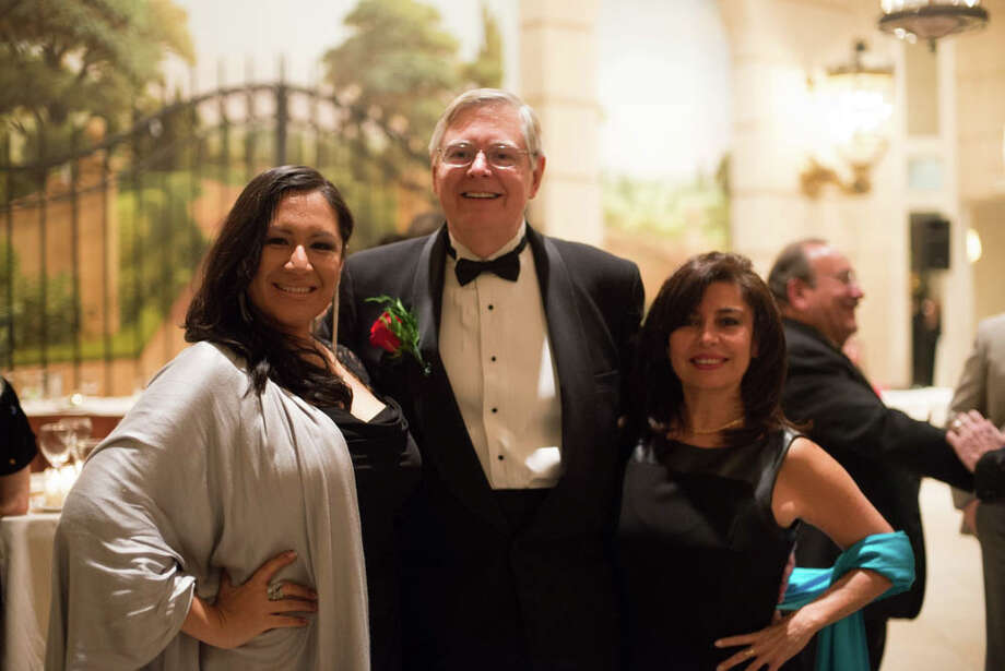 On Jan. 11, the Marriott in Stamford was host to inaugural gala of Mayor David Martin.  Were you SEEN dancing and celebrating with the newly elected mayor? Photo: Andrew Merrill