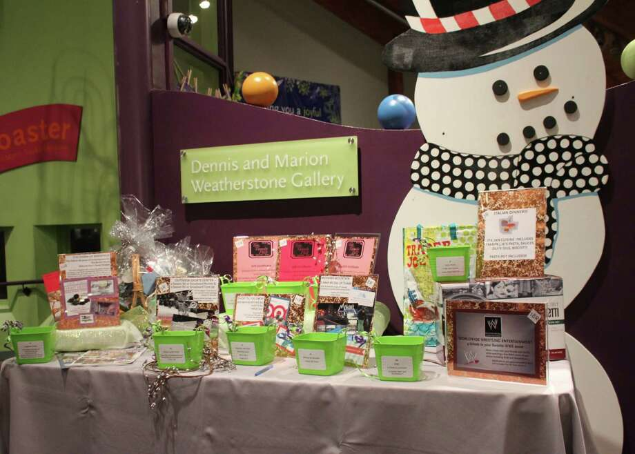 Were you SEEN at Step Out Wine and Food Tasting for Stepping Stones Children's Museum on Jan 11th, 2014? Photo: Picasa,  Ha-Stevenson / Hearst Connecticut Media Group