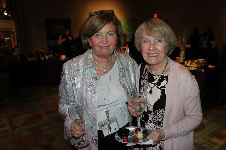 Were you SEEN at Step Out Wine and Food Tasting for Stepping Stones Children's Museum on Jan 11th, 2014? Photo:  Ha-Stevenson / Hearst Connecticut Media Group