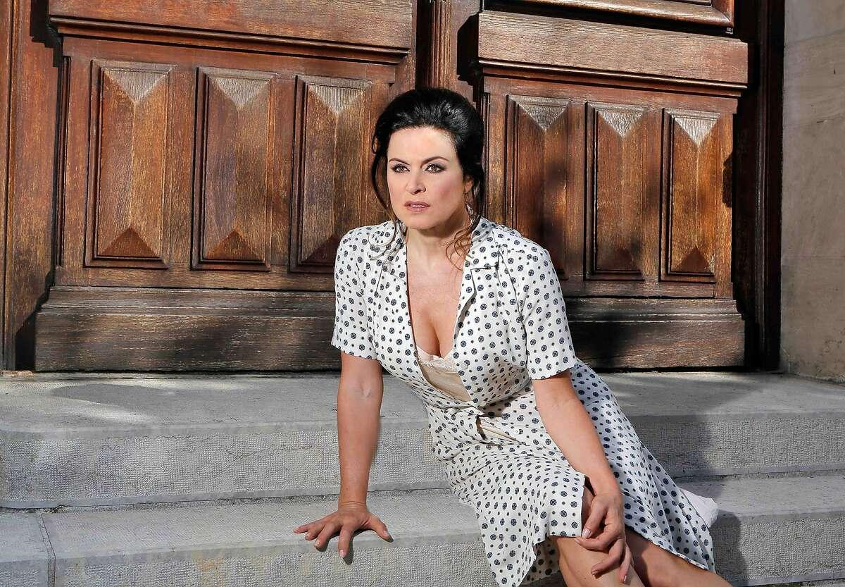 """Soprano Anna Caterina Antonacci will appear in Marco Tutino's """"La Ciociara"""""""