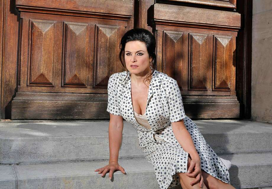 "Soprano Anna Caterina Antonacci will appear in Tutino's ""La Ciociara"" and three ""Les Troyens"" performances. Photo: Cory Weaver"