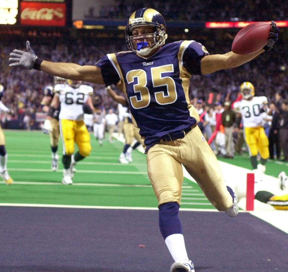 Aeneas WilliamsCornerback; Phoenix/Arizona Cardinals (1991-2000), St. Louis Rams (2001-2004) Photo: Charlie Neibergall, Associated Press