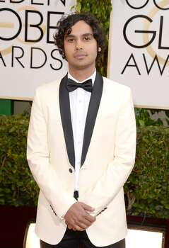 Actor Kunal Nayyar attends the 71st Annual Golden Globe Awards held at The Beverly Hilton Hotel on January 12, 2014 in Beverly Hills, California. Photo: Jason Merritt, Getty Images