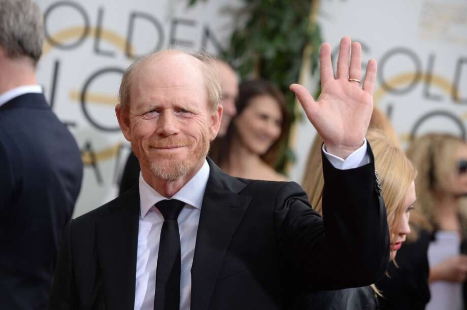 Ron Howard arrives at the 71st annual Golden Globe Awards at the Beverly Hilton Hotel on Sunday, Jan. 12, 2014, in Beverly Hills, Calif. Photo: Jordan Strauss, Associated Press