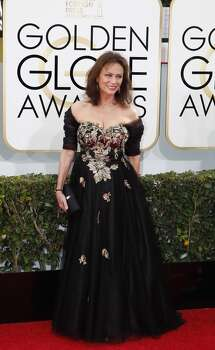 Jacqueline Bisset arrives for the 71st Annual Golden Globe Awards show at the Beverly Hilton Hotel on Sunday, Jan. 12, 2014, in Beverly Hills, Calif. Photo: Wally Skalij, McClatchy-Tribune News Service
