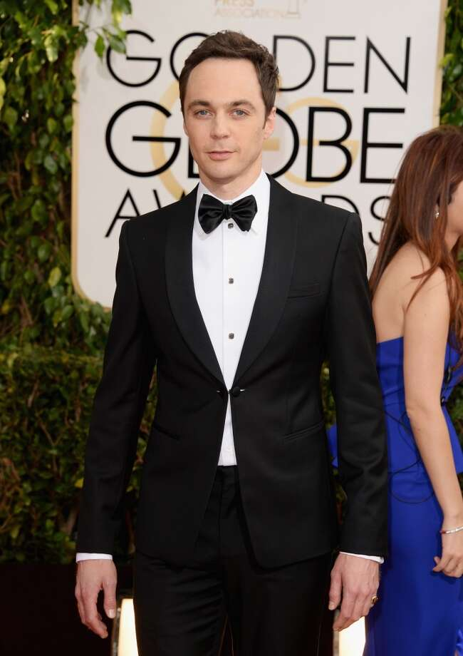 Actor Jim Parsons attends the 71st Annual Golden Globe Awards held at The Beverly Hilton Hotel on January 12, 2014 in Beverly Hills, California. Photo: Jason Merritt, Getty Images